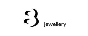 8 logo white